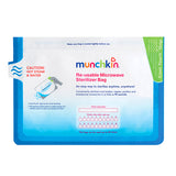 Sterilizer Bags for Microwave by Munchkin Steam Guard™