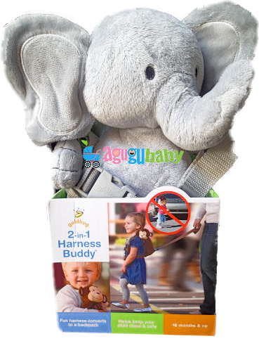 Harness Backpack for Toddlers Elephant