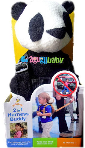 Harness Backpack for Toddlers Panda