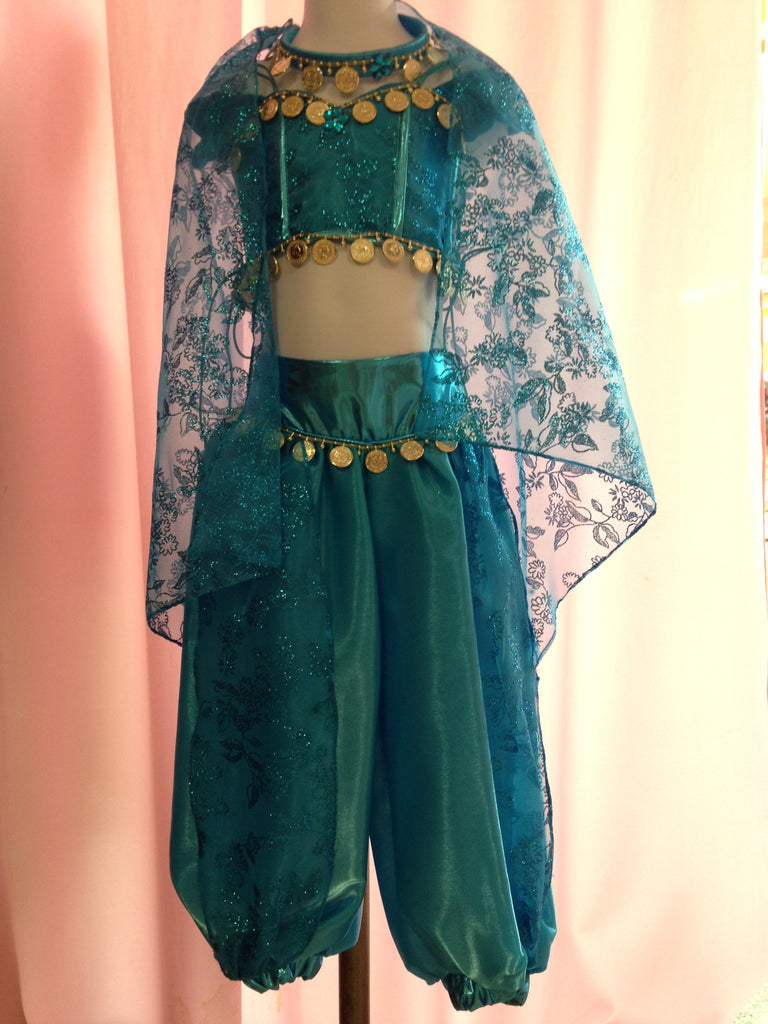 Jasmine Princess Costume Beautiful size 2