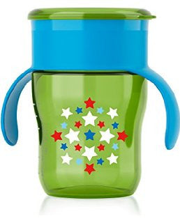 My Natural Drinking Cup 9oz for Boy by Philips Avent