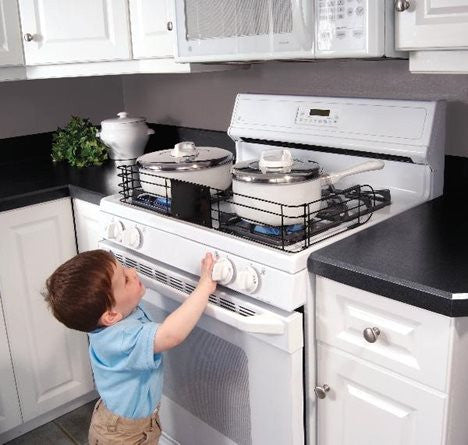 Stove Guard Safety Product by Kidco