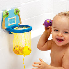 Bath Dunkers Basketball in Shower by Munchkin