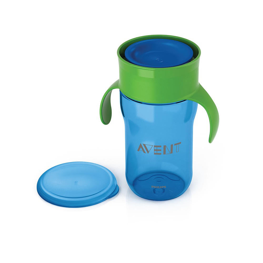 Transition Drinking Cup 12oz for Boy by Philips Avent