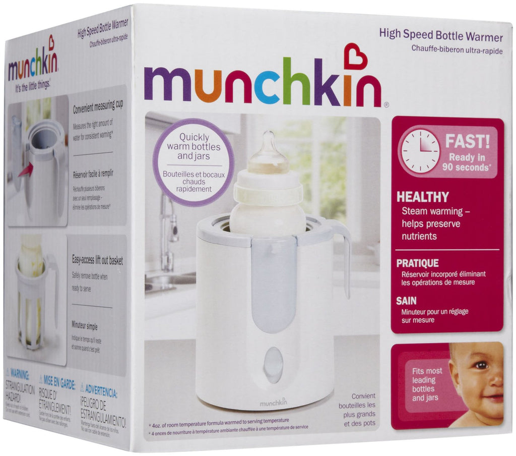 High Speed Bottle Warmer by Munchkin