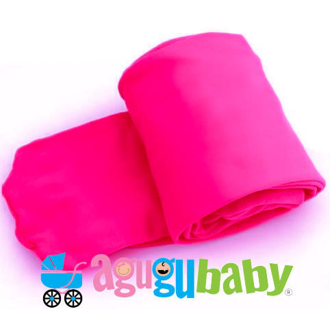 Hot Pink Baby Tights , Cotton