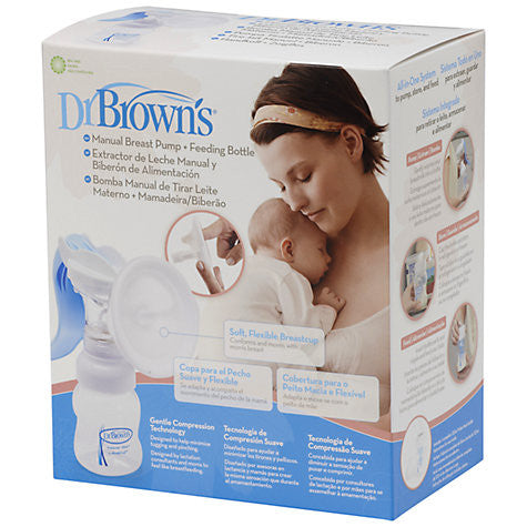 Manual Breast Pump by Dr. Brown's