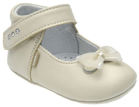 Baby Soft Leather Shoe Girl Mod. A751 by Bebe Sandy