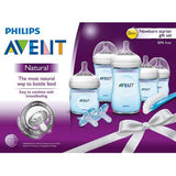 Newborn blue bottle gift set by Philips AVENT