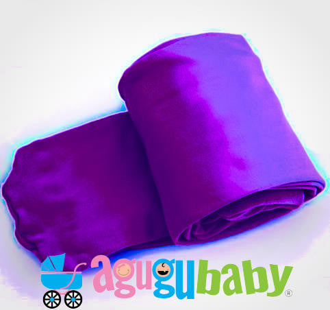 Purple Baby Tights , Cotton