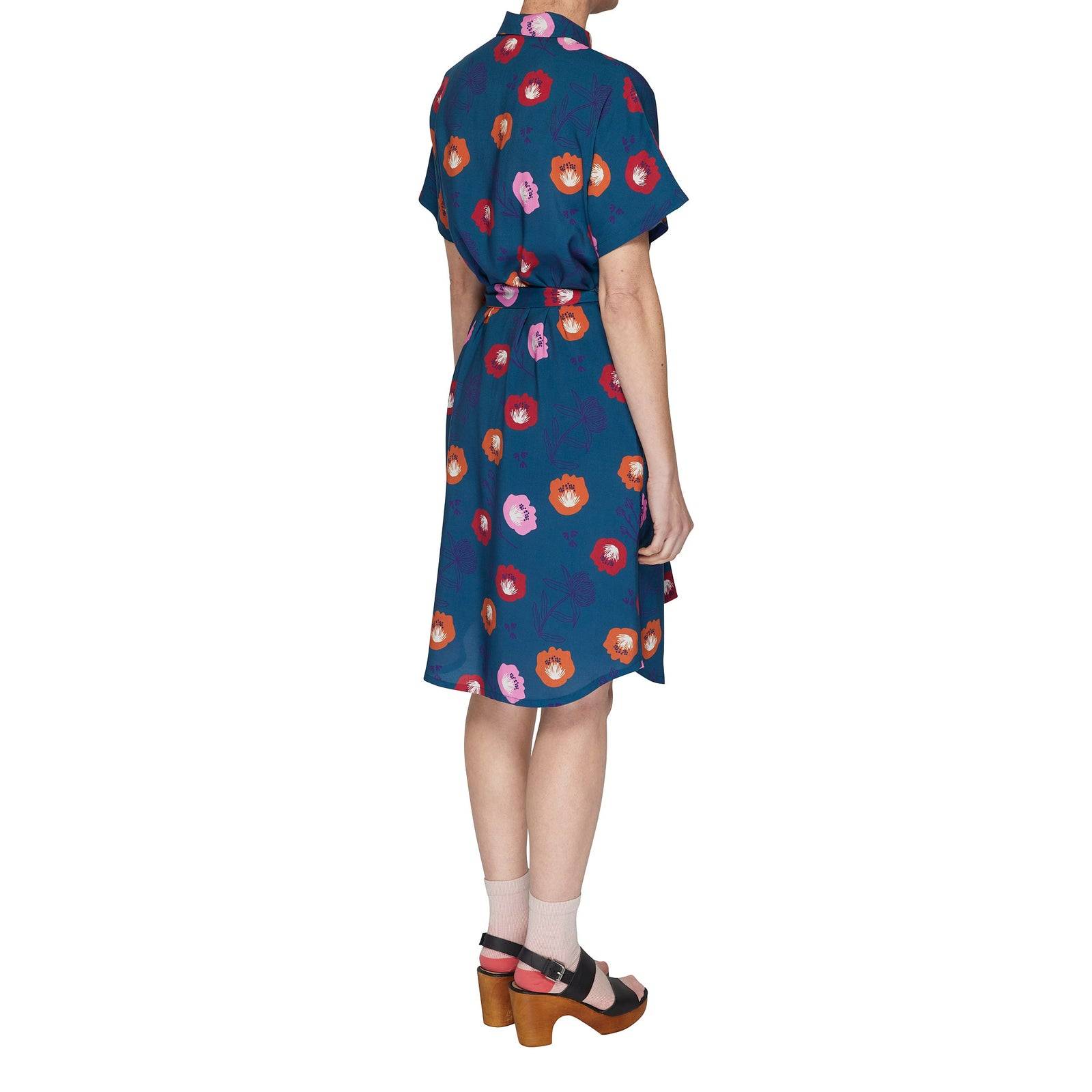 Shirt dress - Summer Floral