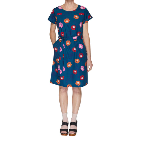 Teardrop Dress - Watermelon