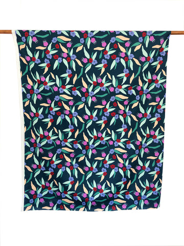 Galah - Cotton Twill fabric by the half metre