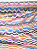 Squiggle - Cotton Sateen fabric by the half metre