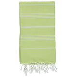 Greens 100% Cotton Mini Turkish Towel