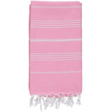 Pinks 100% Cotton Turkish Towel