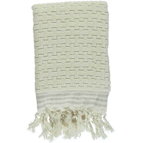 Natural Brick Bath Turkish Towel