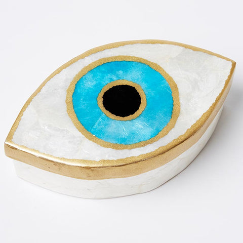 Evil Eye Desk Tidy