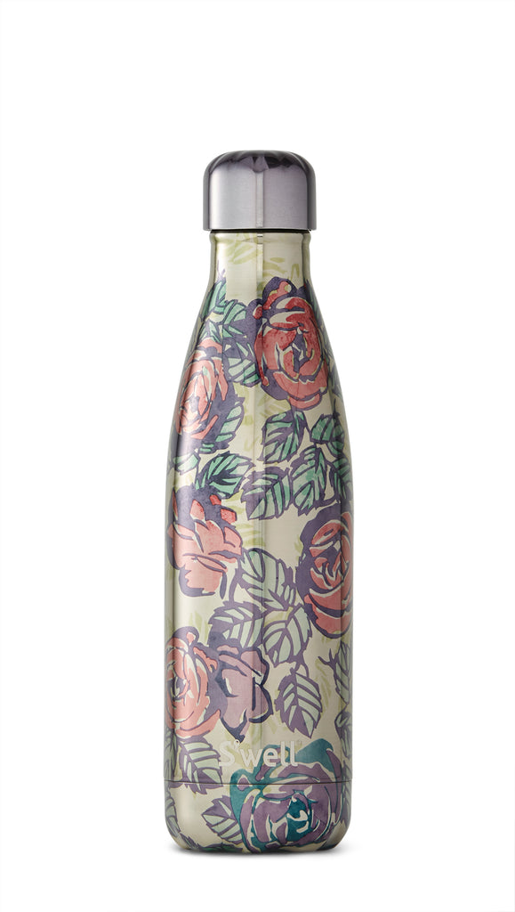 Alice's Garden  - Stainless Steel S'well Water Bottle