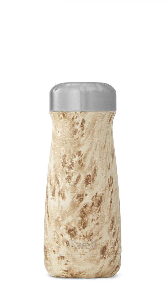 Blonde Wood Traveler - Stainless Steel S'well Water Bottle