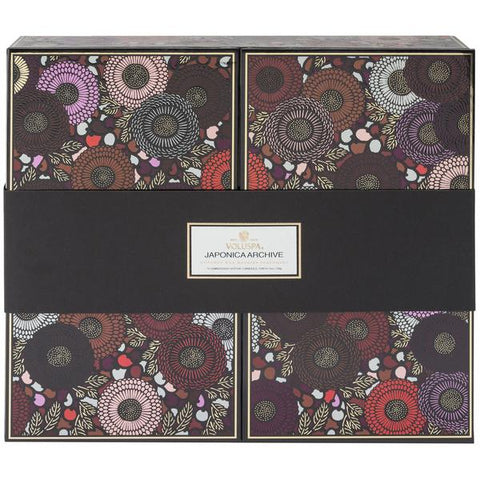 Japonica Archive Gift Set