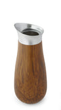 Teakwood Carafe - Stainless Steel S'well Water Bottle