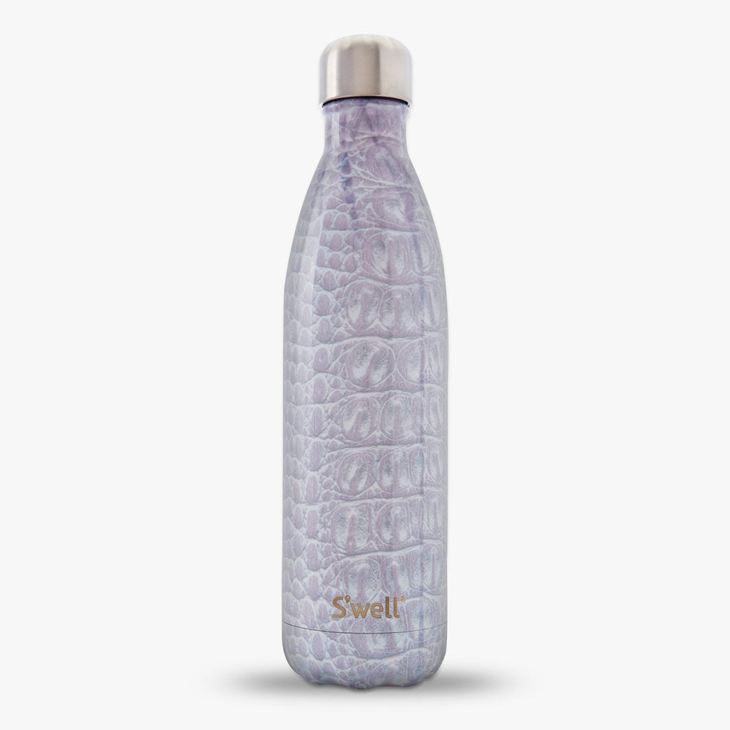 Blanc Crocodile - Stainless Steel S'well Water Bottle