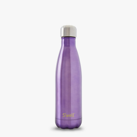 Shimmer Violet Crush - Stainless Steel S'well Water Bottle