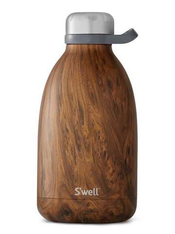 Teakwood Roamer - Stainless Steel S'well Water Bottle