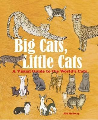 Big Cats, Little Cats : A Visual Guide to the World's Cats