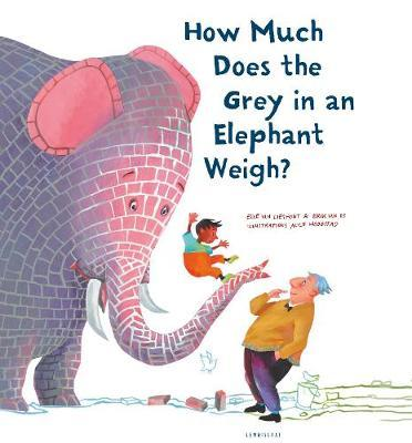 How Much Does the Grey in an Elephant Weigh?
