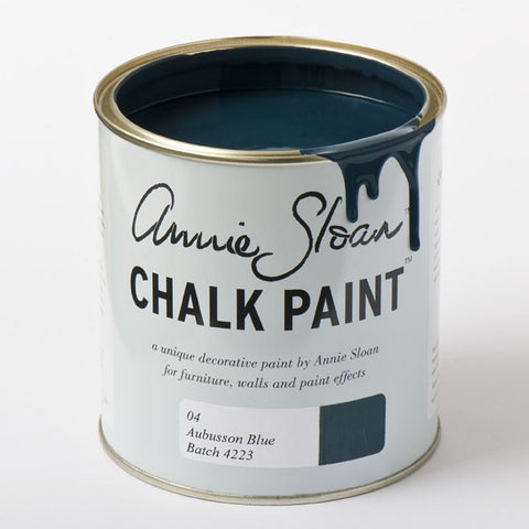 Aubusson Blue Annie Sloan Chalk Paint®