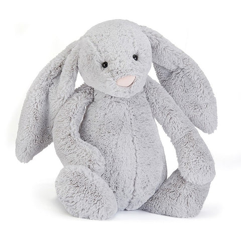Bashful Bunny Plush (Multiple Colors & Sizes)