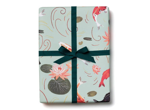 Koi Fish Gift Wrap