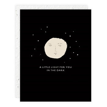 """ Moon & Sun Companions "" Greeting Card"
