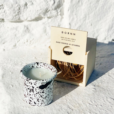 Wood Sage Soy Candle