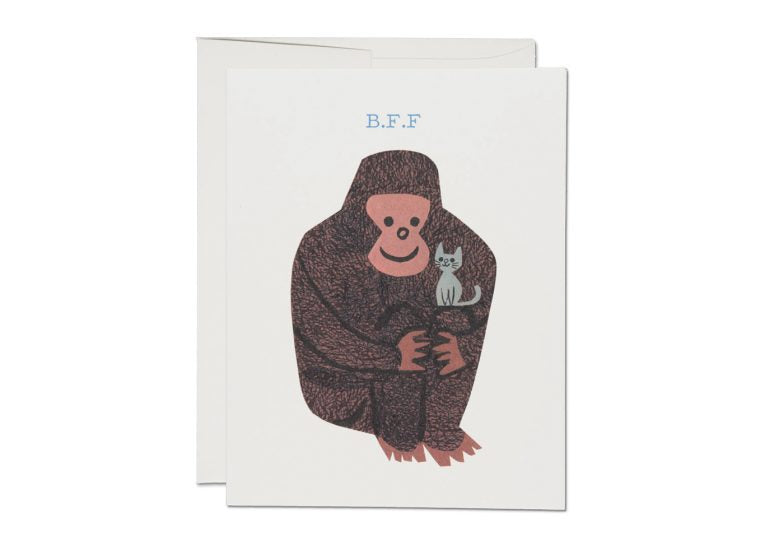 """ Koko Oddball "" Card Greeting Cards - Thorn and Burrow"