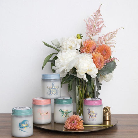 Vintage Sass Candles (Multiple Styles)