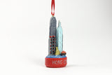 Hong Kong Hanging Decoration: Cityscape