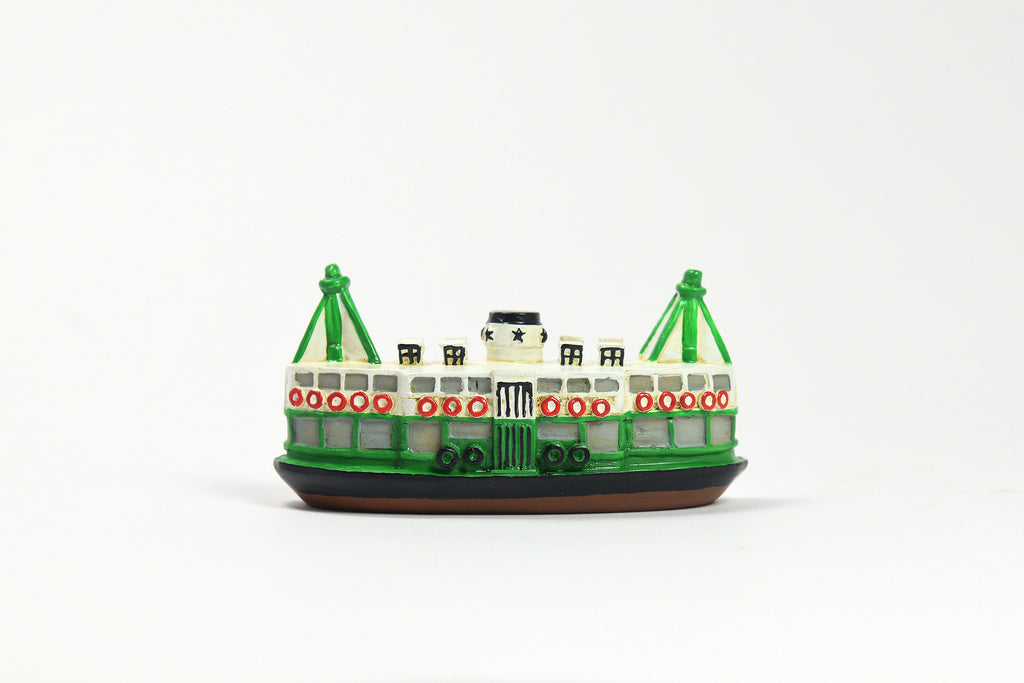 Star Ferry Magnet