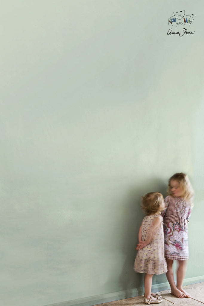 Duck Egg Blue Annie Sloan Wall Paint