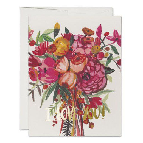 """I Love You"" Card Greeting Cards - Thorn and Burrow"