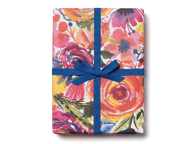 Romantic Rose Gift Wrap