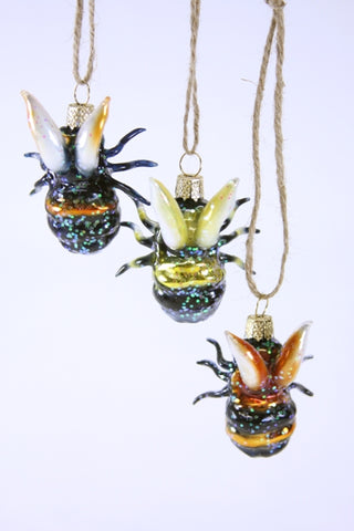 BUZZING BEE ORNAMENT