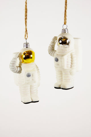 ASTRONAUT ORNAMENTS