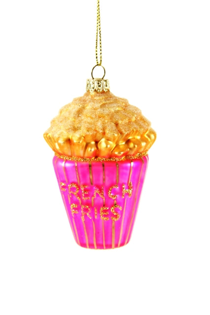 PETITE FRENCH FRIES ORNAMENT