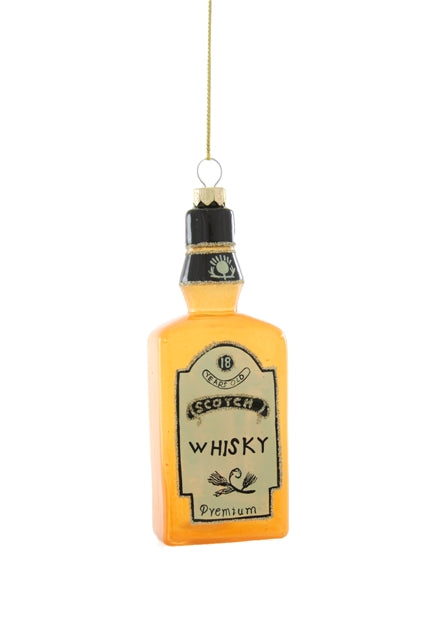 WHISKEY ORNAMENT
