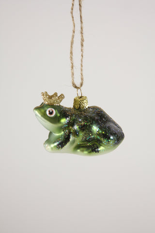 HERALDLY FROG ORNAMENT