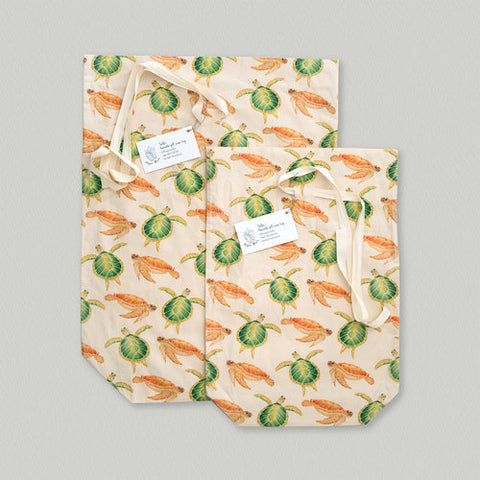 Reusable Fabric Wrap