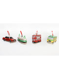 Hong Kong Transport Set Hanging Ornaments